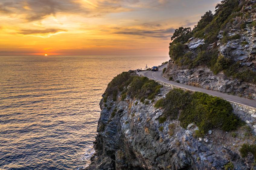 Week-end en Corse Calvi côte