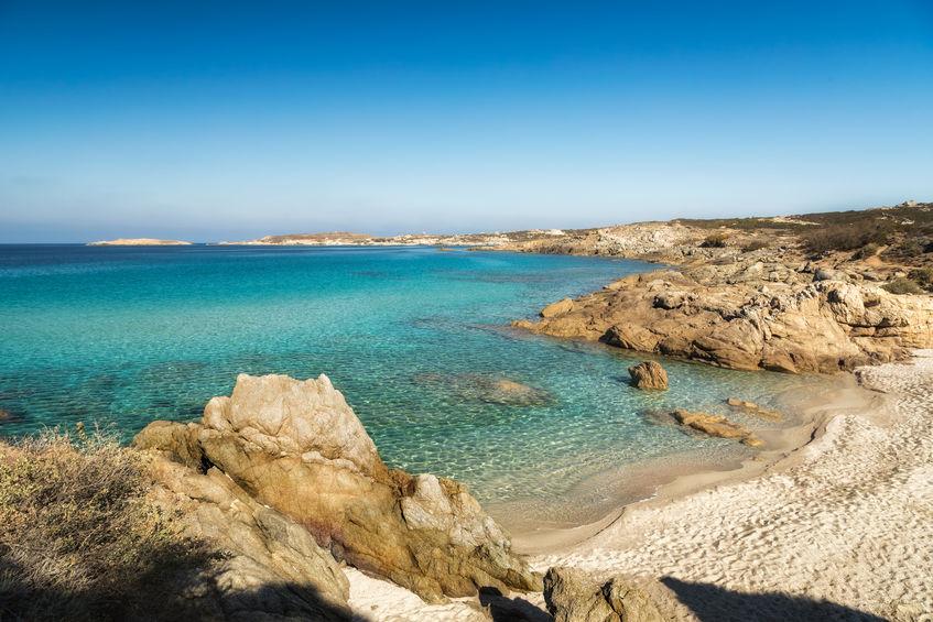 Week-end en Corse Calvi mer