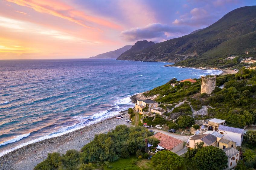 Week-end en Corse Calvi