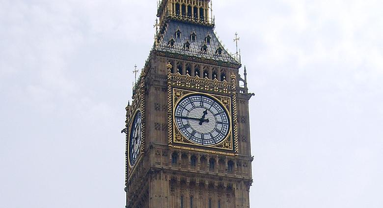 Voyage scolaire à Londres big ben