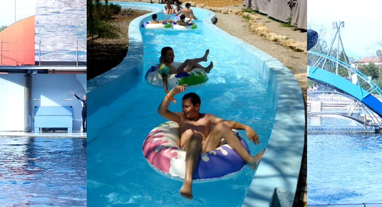 camp vacances centre Valbonne antibes piscine