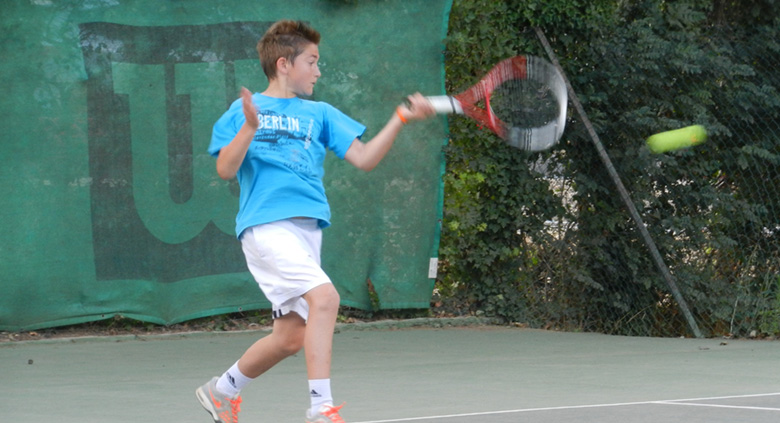 camp vacances stage tennis