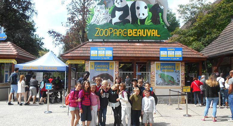 chateau st cyran zoo beauval