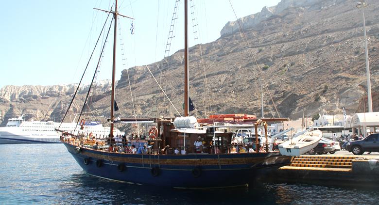 colonie de vacances en grèce cyclades naxos