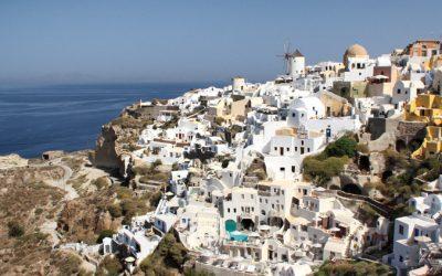colonie de vacances grèce les cyclades