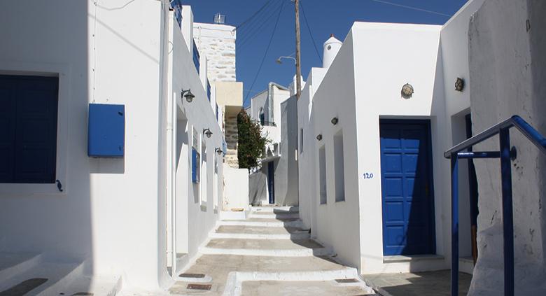 colos en grece cyclades