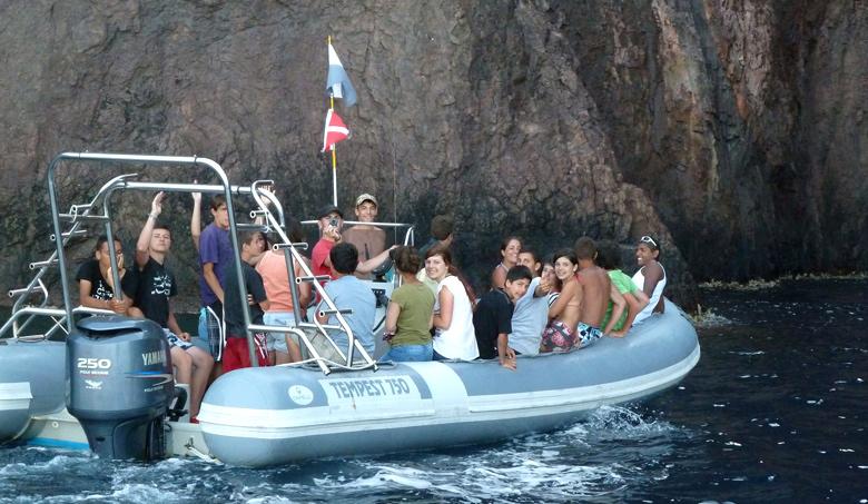 corsica sejours jeunes corse bateau