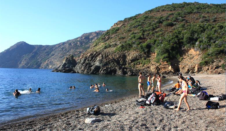 corsica sejours jeunes corse plages