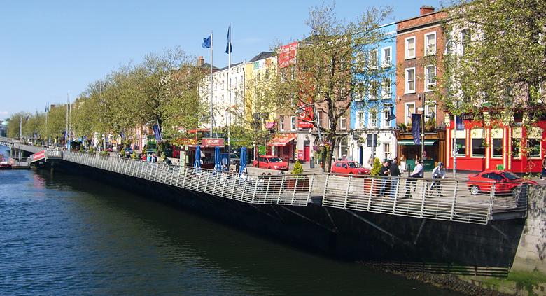 cours d'anglais à Dublin