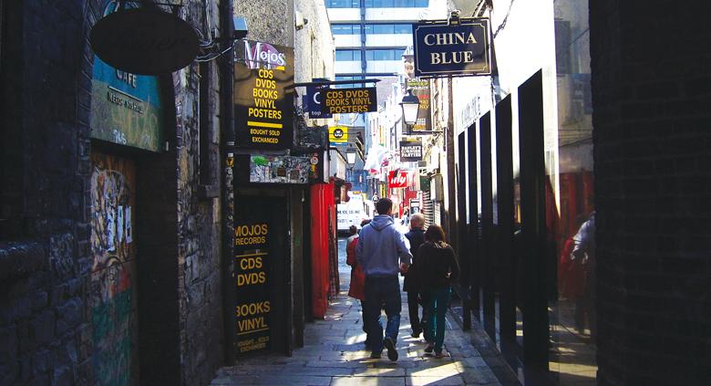 à la découverte de Dublin