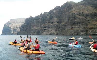 sejour canaries tenerife kayak de mer