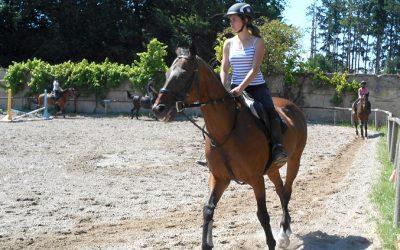 sejour colos st cyran equitation