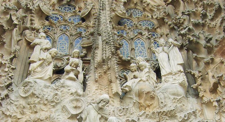 séjour Espagne Barcelone Sagrada Familia
