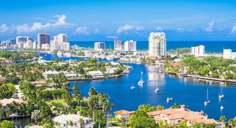 séjour linguistique cours d'anglais à Miami Fort Lauderdale