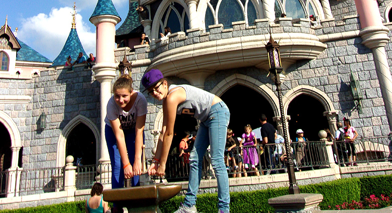 sejour vacances parc attraction disneyland