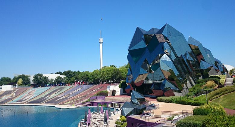 sejour vacances parc attraction futuroscope