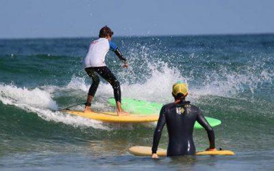 surf camp vacances sportives
