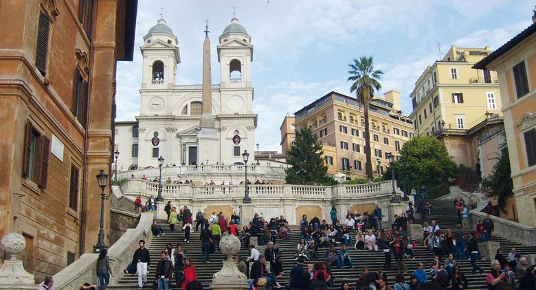 voyage italie à Rome