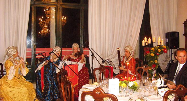 voyage italie venise concert