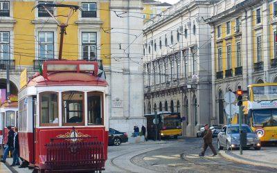voyage scolaire portugal lisbonne tram