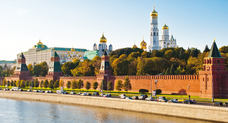 voyage scolaire russie kremlin