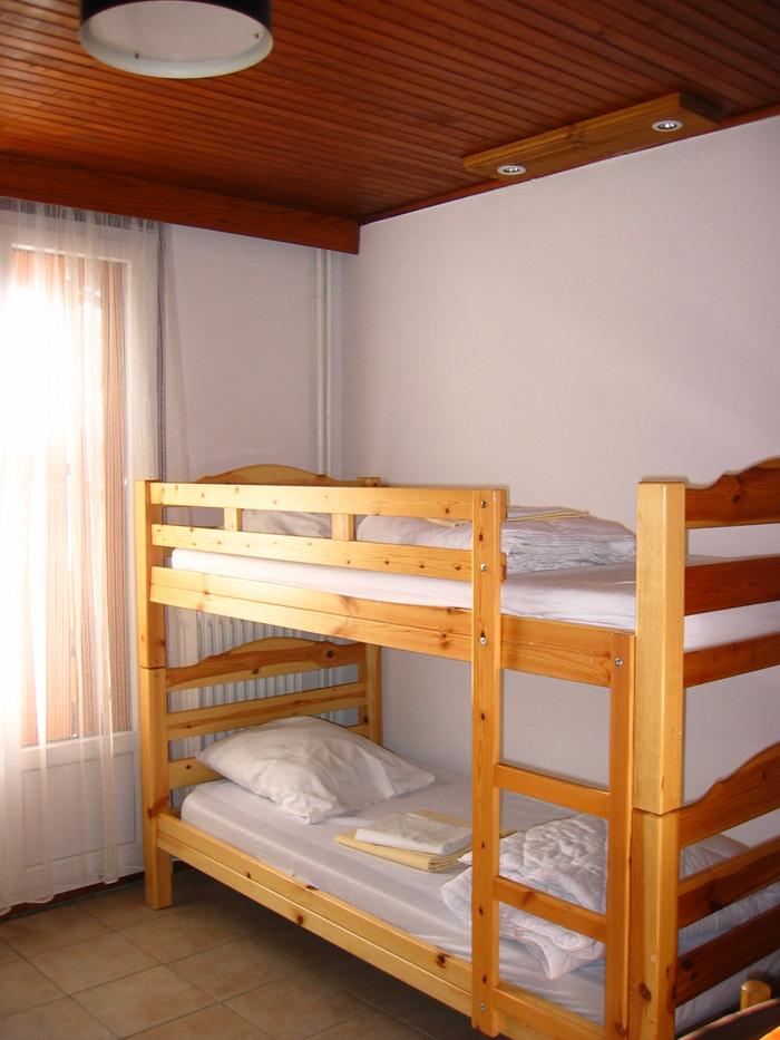chalet SERRE CHEVALIER chambres