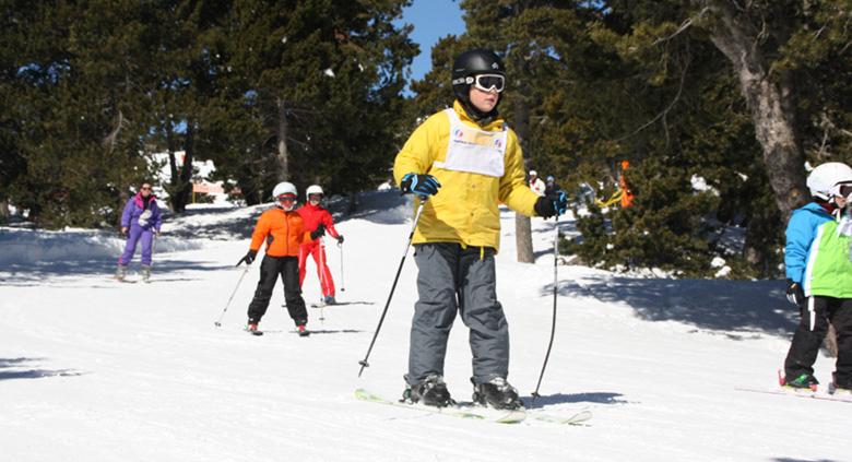 ski alpin chapelle d'abondance haute savoie