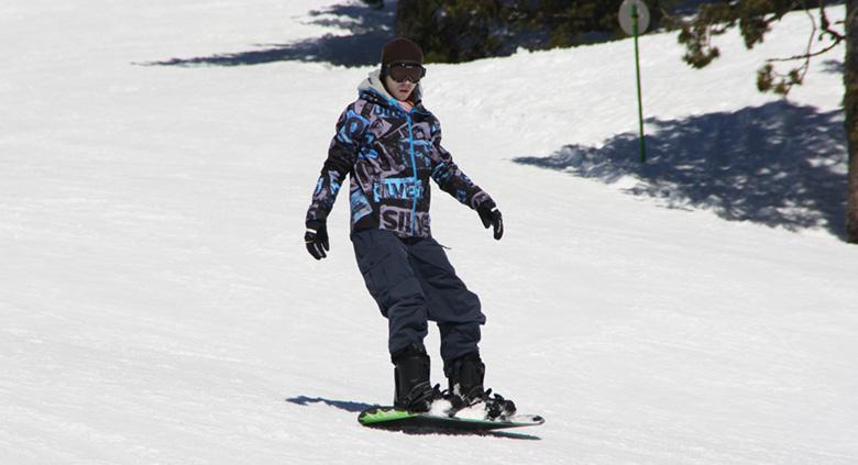 ski et snow board porte du soleil avoriaz