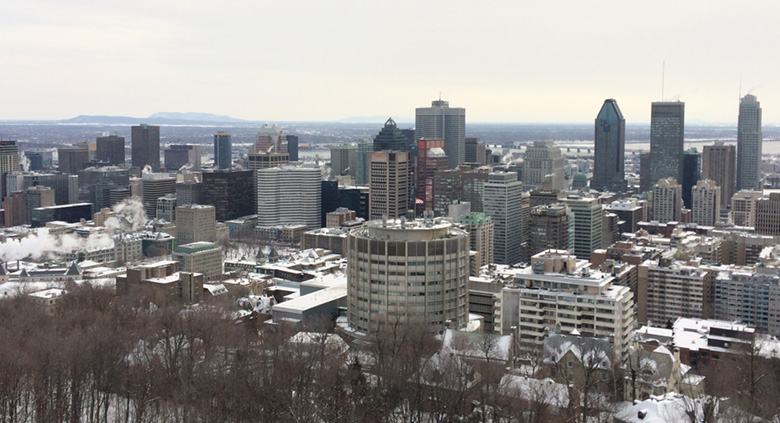 Voyage ados quebec Montréal