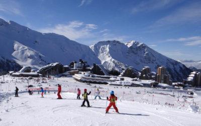 ski alpin avoriaz colonie de vacances hiver