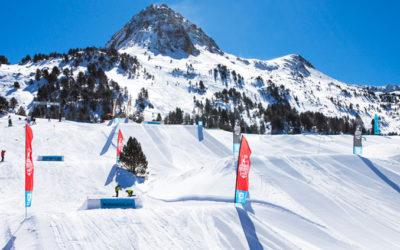 ski ou snowboard grandvalira andorre